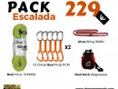 PACK ESCALADA 1