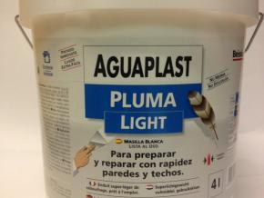 AGUAPLAST PLUMA 4LTS.