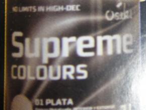 SUPREME PLATA 1001