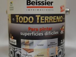 T.TERRENO NEGRO 2,5LTS.