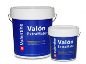 VALON MATE BLANCO PURO LUMINOSO 4LTS