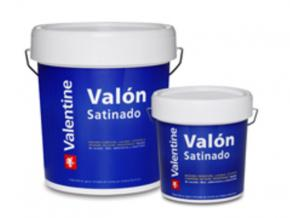 VALON SATINADO PURO LUMINOSO BLANCO 4LTS