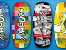 AGUAA FINGER SURFBOARDS