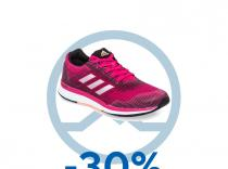 Zapatilla de Running Adidas Mana Bounce 2 Woman