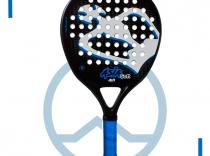 Pala de padel Black Crown Asia Air Soft