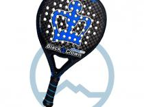 Pala de padel Black Crown Piton 7.0