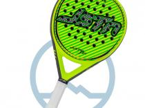 Pala de padel Just Ten Cirkle Fibre