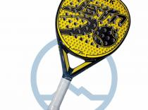 Pala de padel Just Ten Zaas k Basaltik 2017