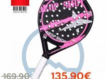 Pala de padel Topic 1.0 Woman Edicion Limitada