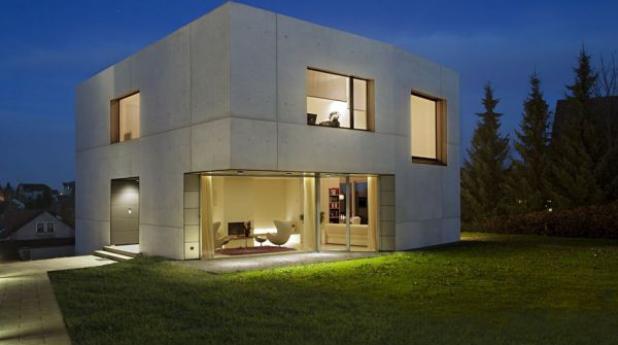 Construcci n de hormig n - Casas prefabricadas modernas hormigon ...