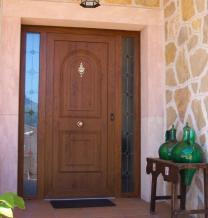 Soltermic s l for Puertas para exteriores economicas