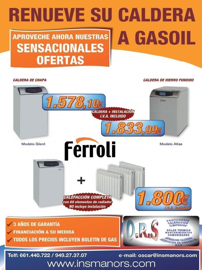 Calderas gasoil precios filtro gasoil vaso with calderas - Precio caldera gasoil ...
