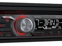 Radio cd CLARION MP3 con entrada USB y Bluetooth