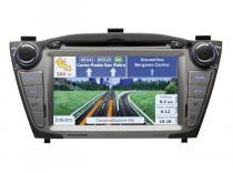Radio DVD Multimedia  MACROM M-OF7050 con GPS, Bluetooth, USB. Especial Hyundai iX35.