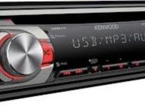 Radio CD Kenwood MP3 USB 4X50W KDC316UR