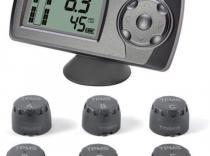 Sistema control presión neumáticos para Camión inalámbrico