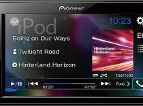 Radio multimedia Doble Din Pioneer MVH-AV290BT, Usb y Bluetooth