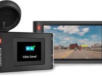 Camara de Grabación HD Deportiva GARMIN DASH CAM 30 con Receptor GPS
