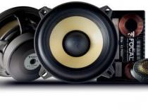 Kit altavoces FOCAL ES130K de 5' + Tweeter KEVLAR