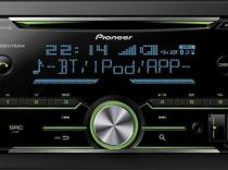 Radio CD Pioneer FH-X730BT doble Din con lector CD, Usb, Bluetooth 4x50W