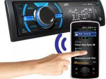 Radio cd JVC KD-R741BTE MP3 Usb Bluetooth