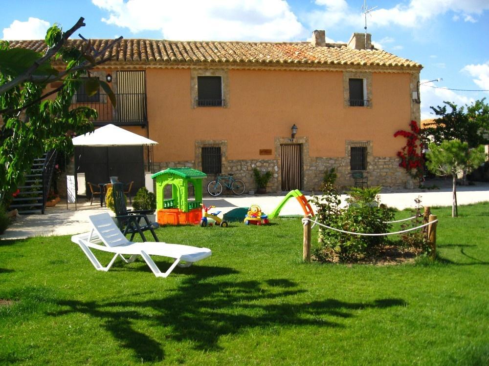 Casas rurales cella for Casa rural jardin del desierto