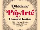 Juego de Cuerdas de Guitarra Clasica EJ45