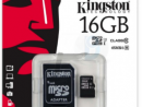 KINGSTON MICRO SD 16 GB