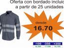 Camisa Combi: B8007