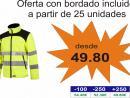 Workshell Combi Alta Visibilidad: C2930