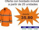 Parka Combi Alta Visibilidad: C3200