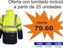 Parka Combi Alta Visibilidad: C3735