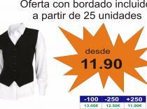 Chaleco Servicios: B9030