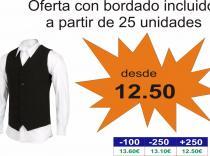 Chaleco Servicios: B9032