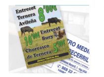 Flyers Folletos A4 150gr
