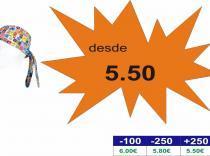 Bandana Servicios: M804
