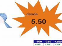 Bandana Servicios: M805