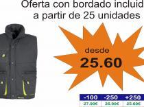 Chaleco Future: WF1680