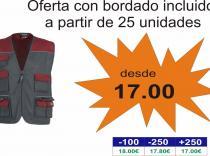 Chaleco Future: WF1854