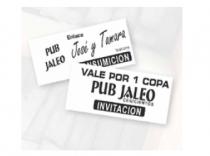 Tickets Talonarios Consumición
