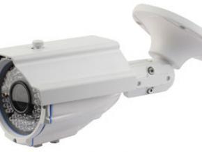 Serie ECO. Cámara Bullet interior/exterior sensor Sony
