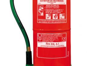 Extintor ABC 9Kg