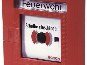 Pulsador analógico Bosch