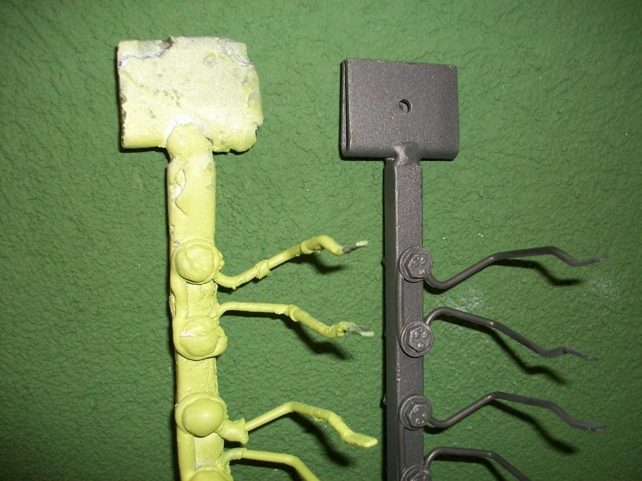 Decapado de metales - Pintura para metales ...