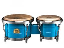 Bongos PEARL Elite Oak Tropical Blue