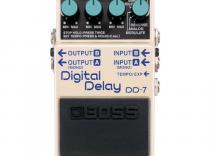 Pedal BOSS DD-7 Delay