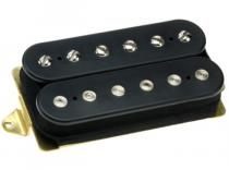 Pastilla DiMarzio Air Classic Bridge negra  DP191BK
