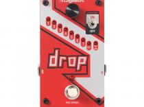 Pedal Digitech The Drop Tune polifónico