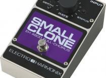 Pedal ELECTRO HARMONIX Small Clone