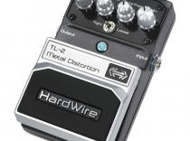 Pedal HARDWIRE TL2 Metal Distorsion